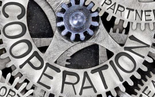 kooperacja współpraca współdziałanie kooperacja produkcyjna